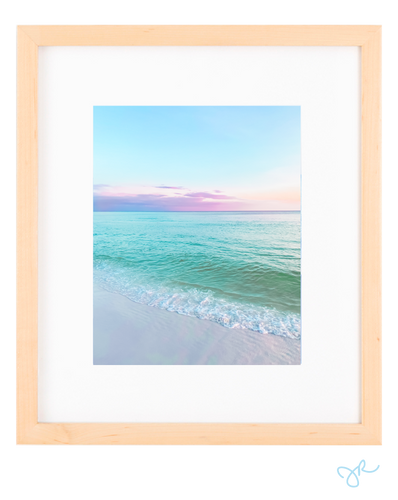 30A Sunset Series - Sea Glass