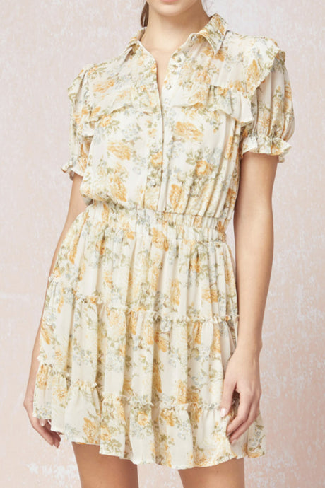 Make It Marigold Dress