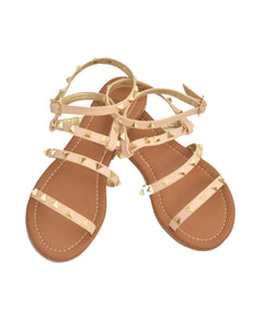 On the Boardwalk Stud Sandals