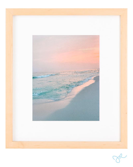 30A Sunset Series - Peach