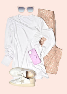 So Basic Tunic Tee