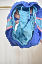 Load image into Gallery viewer, Nike shorts in blue/pink