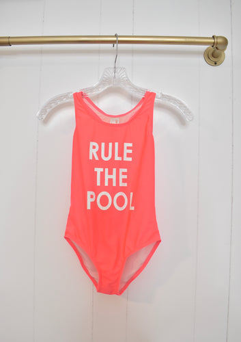 Rule the Pool swimsuit