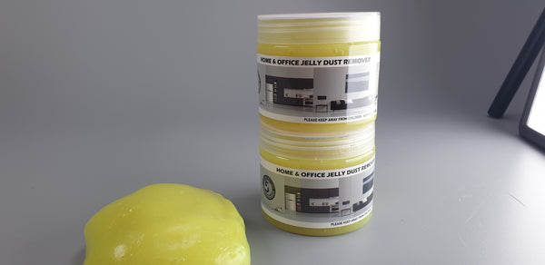 Car Interior Dust Removal Jelly Gel - 55tech Motors