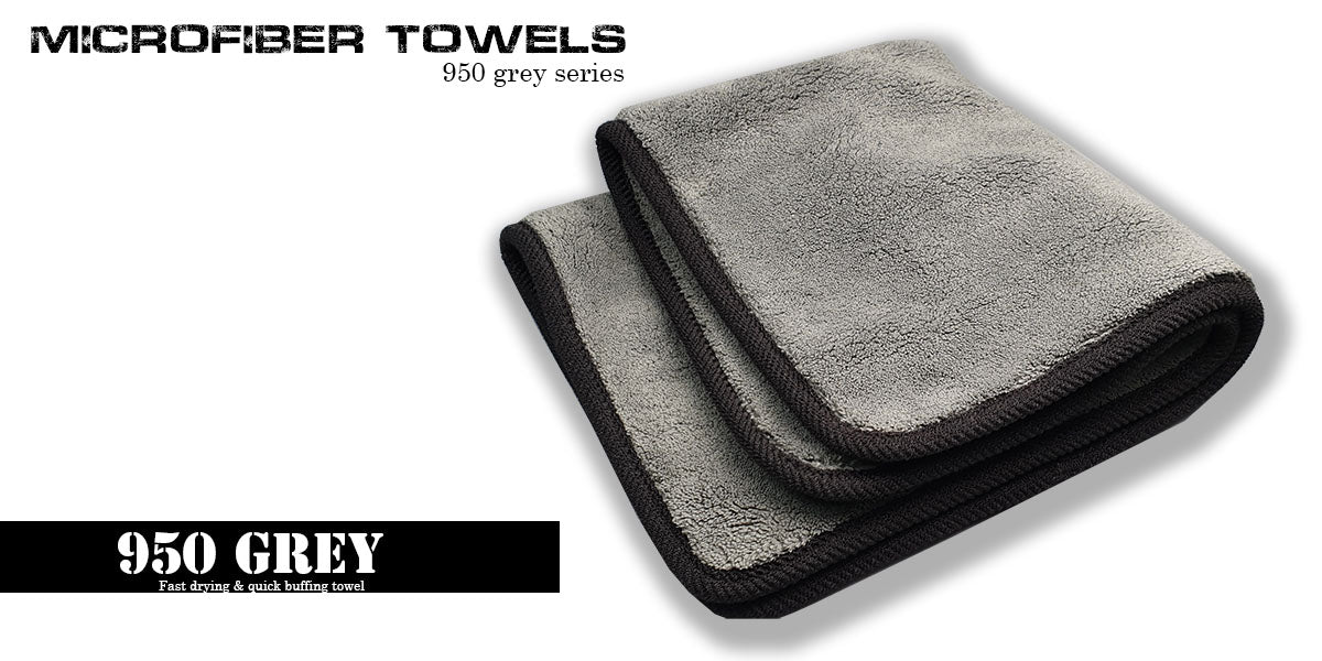 Premium Microfiber Towels 950/1400/1600 GSM Series - 55tech Motors