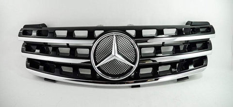 Mercedes Benz W164 ML-Class 2005~2008 Sports Grille - 55tech Motors
