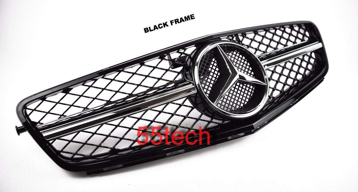 Mercedes Benz W204 2012-2013 C-Class AMG Style Grille
