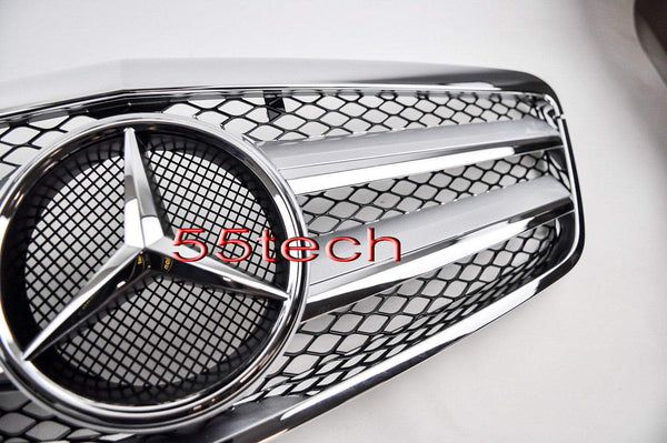 Mercedes Benz W212 E-Class Grill ( Special Edition ) - 55tech Motors