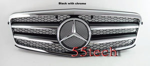 Mercedes Benz W212 E-Class Grille - 55tech Motors