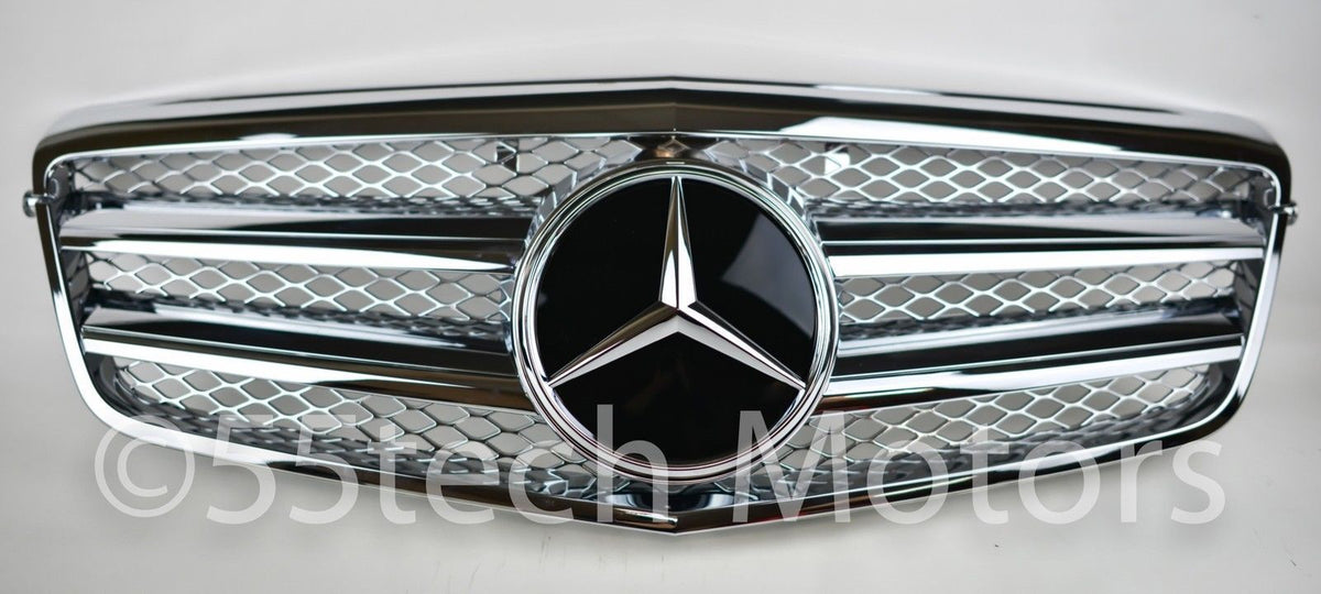 Mercedes Benz W212 E-Class Grille ( FOR DISTRONIC)