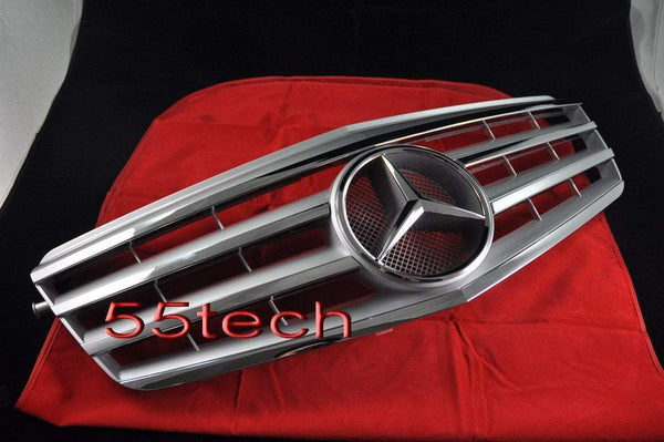 Mercedes-Benz W212 E class Sports Grill CL Style - 55tech Motors