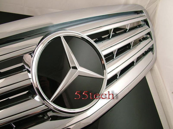 Mercedes Benz W221 2007~2009 S-Class Sports Grille - 55tech Motors