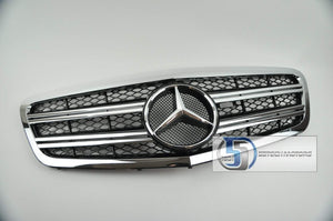 Mercedes Benz W221 2010~2014 S-Class Grille - 55tech Motors