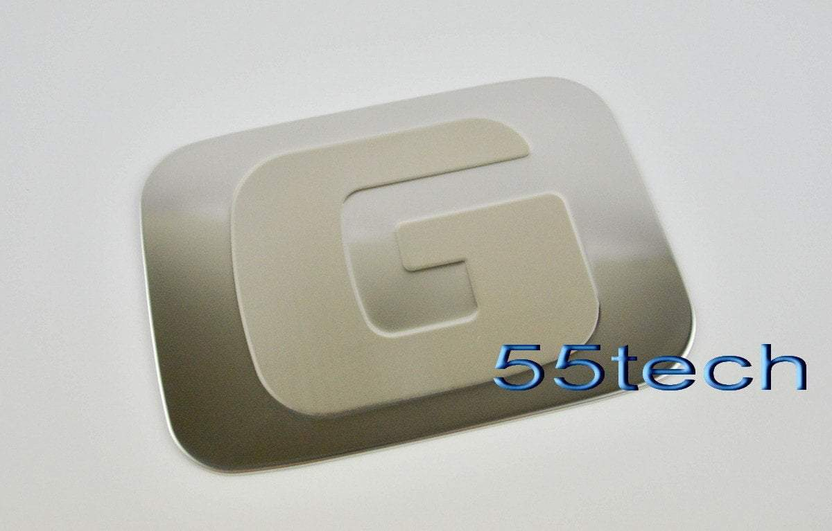 Mercedes Benz W463 G-Class Gas Tank Cover - 55tech Motors