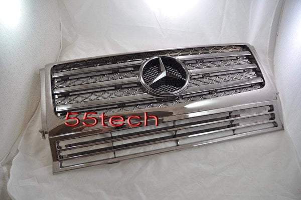 Mercedes Benz W463 G Wagon AMG Style Grille - 55tech Motors