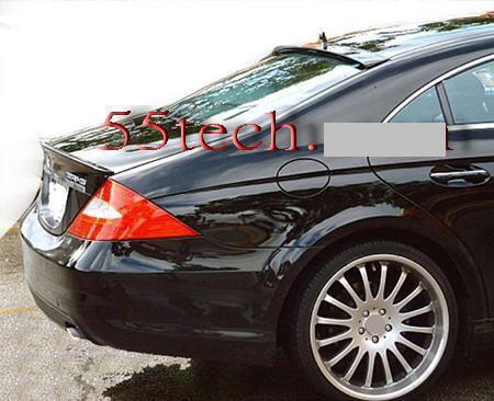 Mercedes W219 CLS AMG Style Roof Spoiler - 55tech Motors