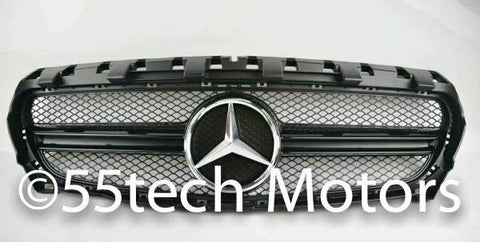 R117 2013-2016 1 Fin AMG Mesh Grille