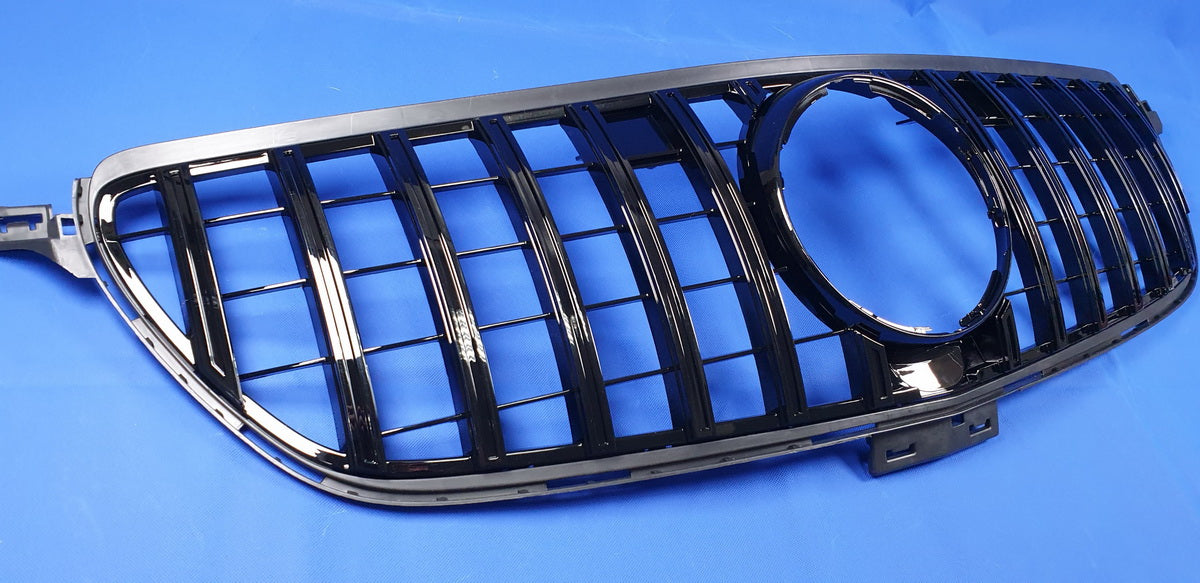 W292 GLE COUPE GTR STYLE GRILLE 2016- 2018 - 55tech Motors