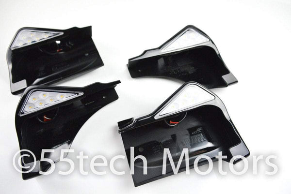 W463 Side Step Running Board LED lights - 55tech Motors