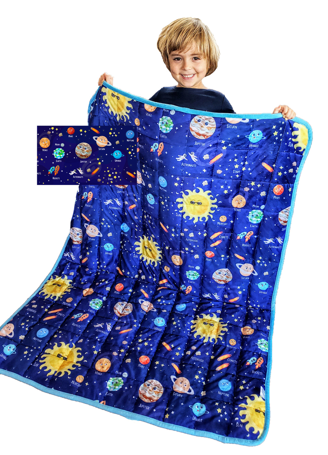 Weighted Blanket Kids 5 lbs 55
