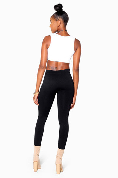 Solid Contour Leggings