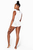 Romper Cover-Up - White