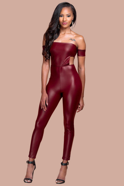Second Skin Jumpsuit