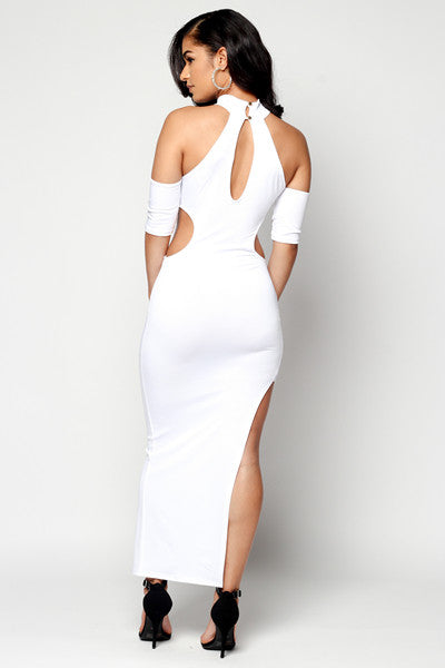 Reagan Cutout Maxi Dress
