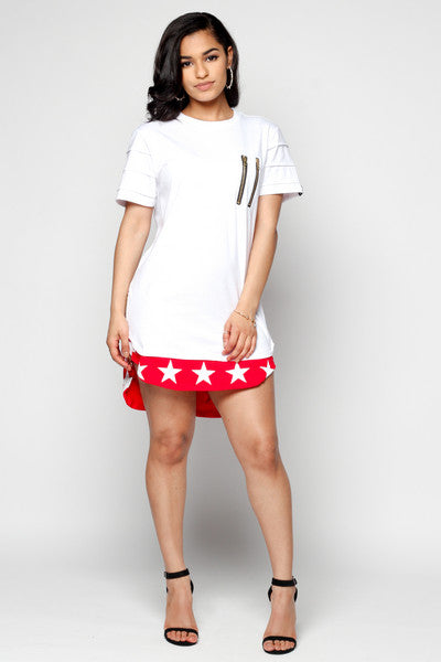 All Star T-Shirt Dress
