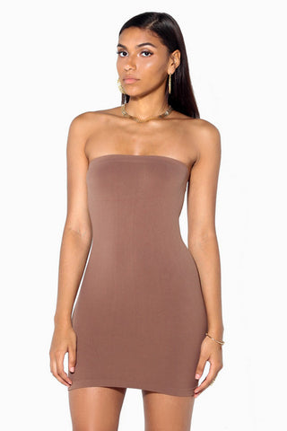 Laser Sleeve Bodycon Dress