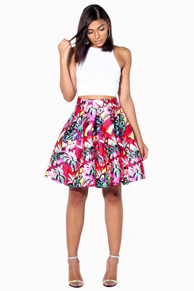 Full Bloom Skirt