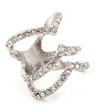 Crystal Crush Ring