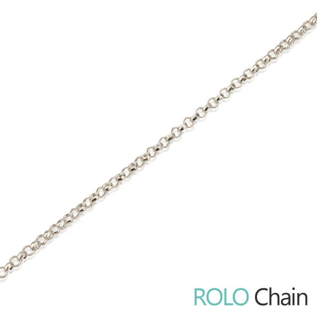 Leo Zodiac Necklace - Sterling Silver
