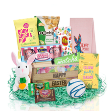 Load image into Gallery viewer, Easter gift basket for women