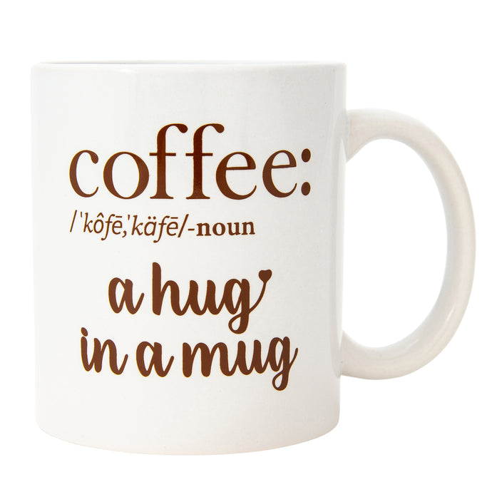 Coffee Mug - A Hug in a Mug