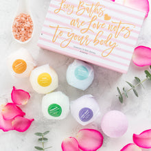 Load image into Gallery viewer, Mary Poppins Mini Bath Bomb Set - 3 oz.