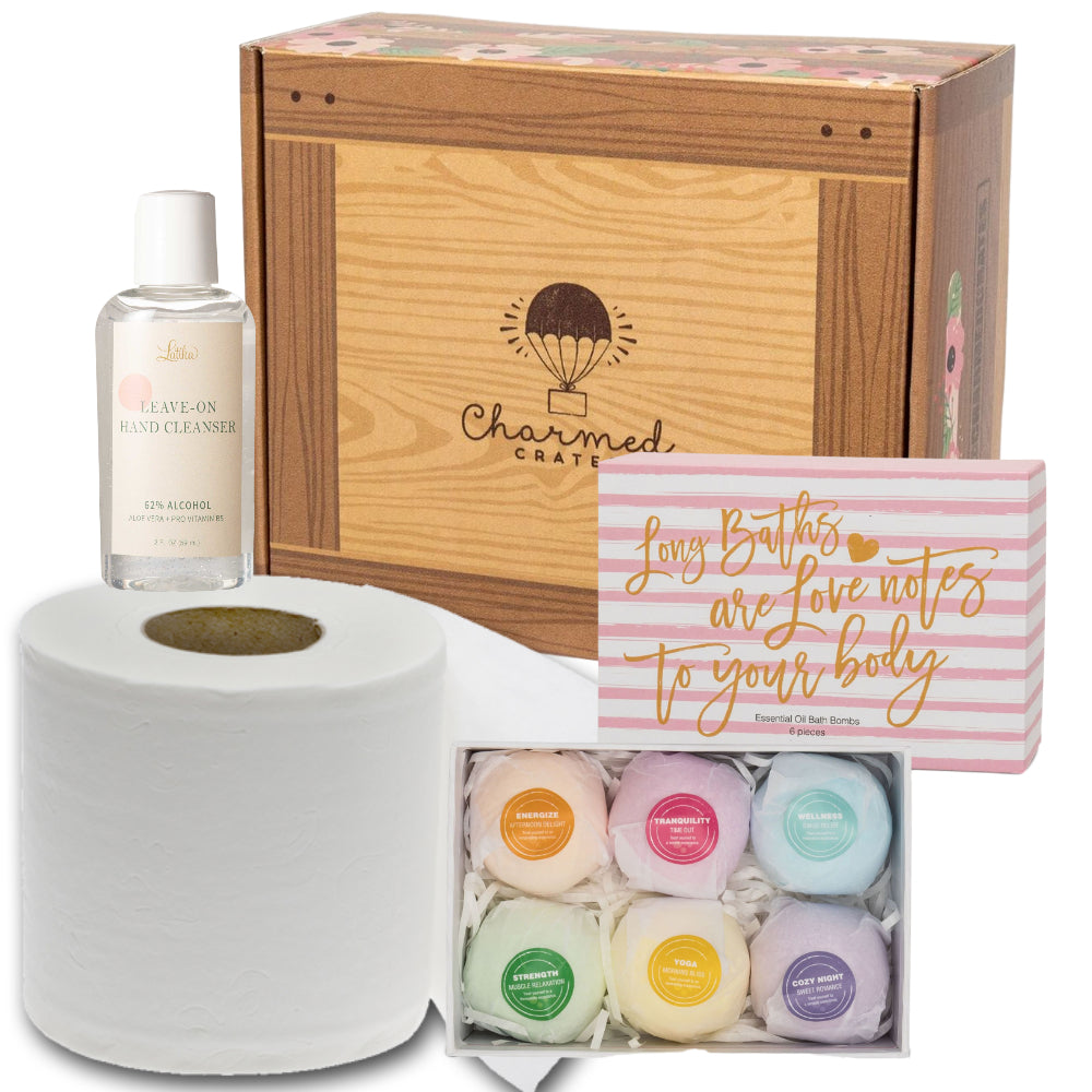 Funny Mothers Day Gift Box, and Birthday Gift Box for Her - Make Her Laugh on Her Special Day!!!