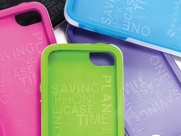 iPhone 5 Cases - Eco Friendly Interior Sleeve for iPhone 5 - InStock