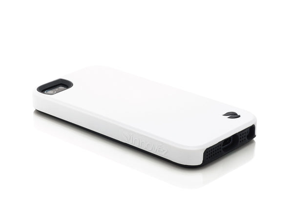 iPhone 5 Cases - Eco Friendly Interchangeable iPhone 5/5S Case (White/Black) InStock