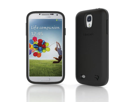 Eco Friendly Interchangeable Samsung Galaxy S4 Case (Black/Black)