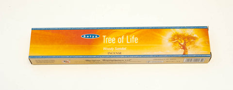 Incense Nag Champa Tree of Life 15 Grams