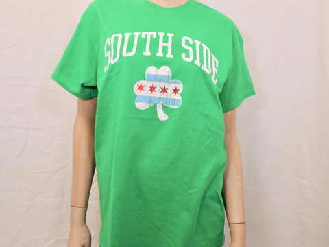 T-Shirt Chicago Shamrock South Side