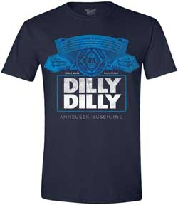 TSHIRT DILLY DILLY LABEL