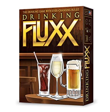 Game Drinking Fluxx