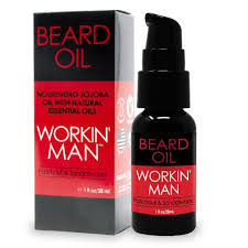 WORKIN MAN BEARDOIL