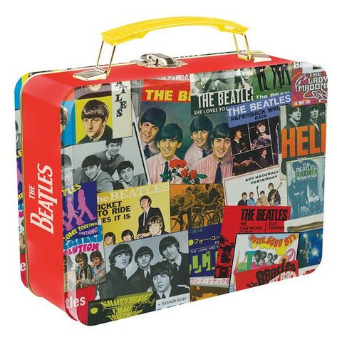 Lunchbox Beatles Mashup