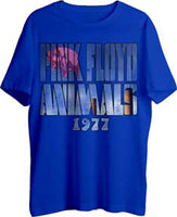 TSHIRT PINK FLOYD ANIMALS 77