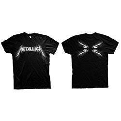 T-Shirt Metallica Spiked