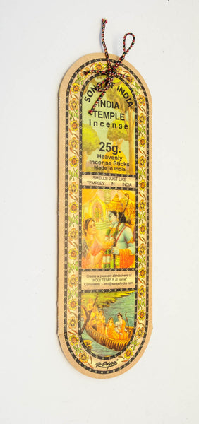 INCENSE INDIA TEMPL