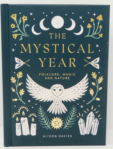 BOOK MYSTICAL YEAR